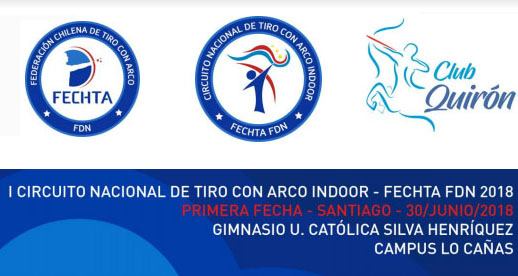 Convocatoria I Circuito Indoor 2018